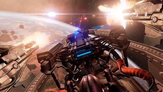 E3 2014: Hands-on with EVE Valkyrie and a chat about Legion