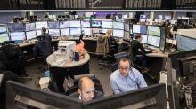 Ein kräftiger Dämpfer am Aktienmarkt