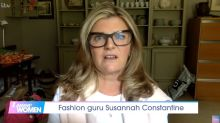 Susannah opens up about her 'divorce' from Trinny