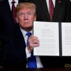 Trump moves towards China tariffs in warning shot on technology transfer