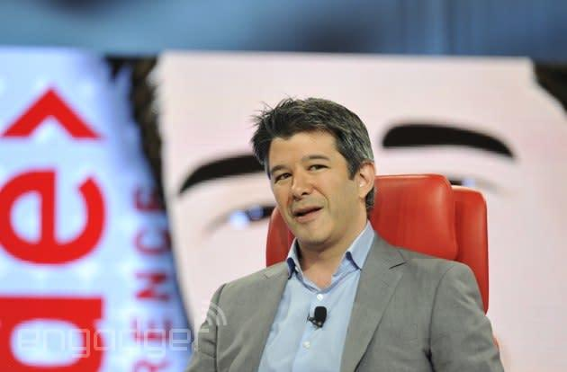 Uber partners with AT&T to bring preloaded apps to your new phone