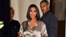 Kim Kardashian aplazó el parto inducido de su hija mayor para hacerse la manicura