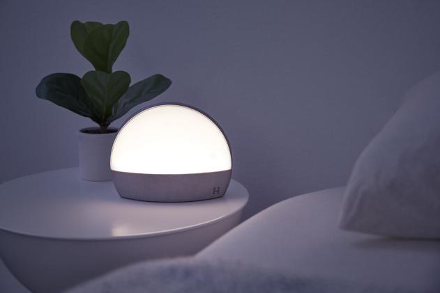 Hatch made a smart sleep light to help adults rest better