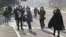 Italy isolates towns hit by coronavirus