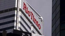 Rio Tinto first-quarter shipments rise 4.7 percent, maintains forecast