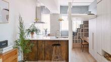 精巧機能的247呎微型住宅,收藏著音樂人的無框架想像