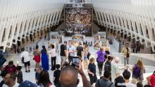'Up Close: Michelangelo's Sistine Chapel' at the Oculus at Westfield World Trade Center