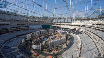 Report: Worker at SoFi Stadium falls to death