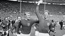 Jack Charlton kept his World Cup winner's medal in a coal bucket – John Anderson