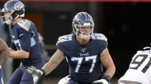 Offensive linemen eager to pick up where Titans left off