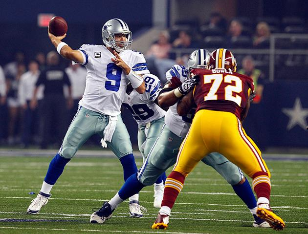 What are we to make of Tony Romo  A week after pulling the most Romo-like  move ever 8ef2c0427