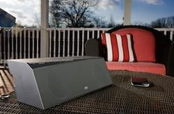 Altec-Lansing inMotion Air wireless home stereo is Mac and iOS friendly