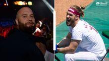 Bryce Harper, Lane Johnson crack the same joke about Sixers hiring Doc Rivers
