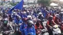 Media Internasional Soroti Penolakan UU Cipta Kerja di Indonesia