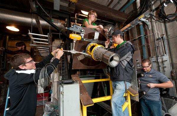 Purdue University grad students give NASA lander tech a boost, do it for the experience