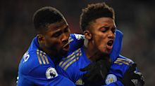 Goals from Demarai Gray and Kelechi Ihenacho see Leicester ease past West Ham