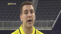 Michigan's Mitch McGary tests positive for marijuana, heads to NBA Draft