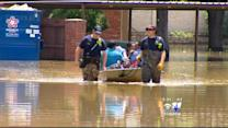 Some Coppell Apartments Only Accessible By Boat