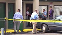 Police: Woman fatally stabbed baby at motel