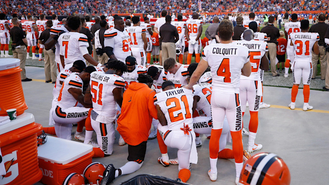 Where do anthem protests in NFL go from here?