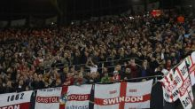 England fans criticised for singing shameful '10 German bombers' chant hours after London Westminster attack