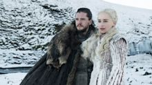 Watch Kit Harington Gag After Kissing Emilia Clarke on the Game of Thrones Set