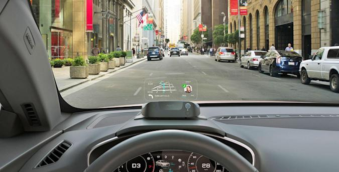 The Navdy is an $800 accessory that makes almost any car smart