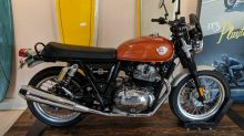 First Impressions of Royal Enfield Continental GT & Interceptor 650