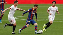 Ronald Koeman believes possession means prizes after Barcelona see off Sevilla