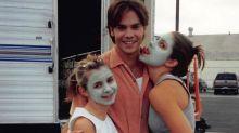 Jessica Biel celebrates the 21st anniversary of '7th Heaven' with flashback pic