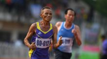 Pacemakers: Thai seniors compete in first 'Elderly Games'
