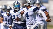 Dak Prescott a key to Cowboys surviving six games without Ezekiel Elliott