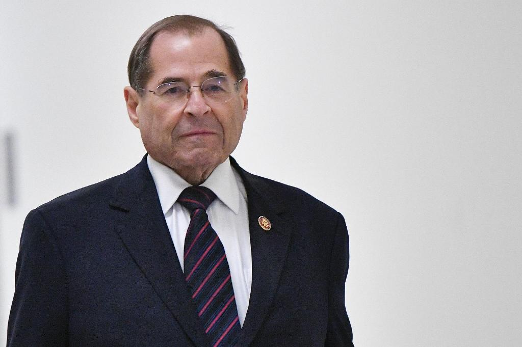 US House Judiciary Committee Chairman Jerry Nadler wants Special Counsel Robert Mueller to testify before lawmakers (AFP Photo/Mandel NGAN)