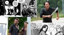 The Walking Dead: Comic vs. TV-Serie