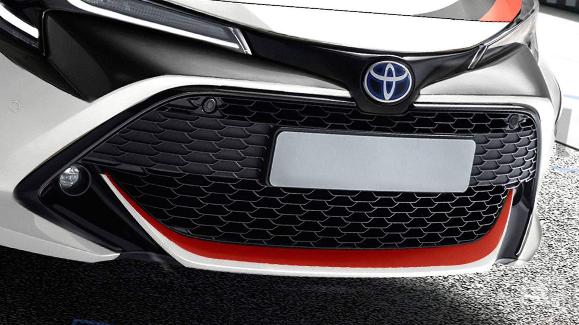 Toyota Corolla hot hatch hybrid under consideration