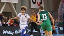 LaMelo Ball is making his return to the prep high school circuit