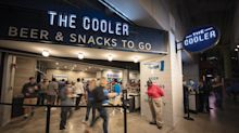 Grab-and-go food and beverage stands quickly catching on at pro stadiums