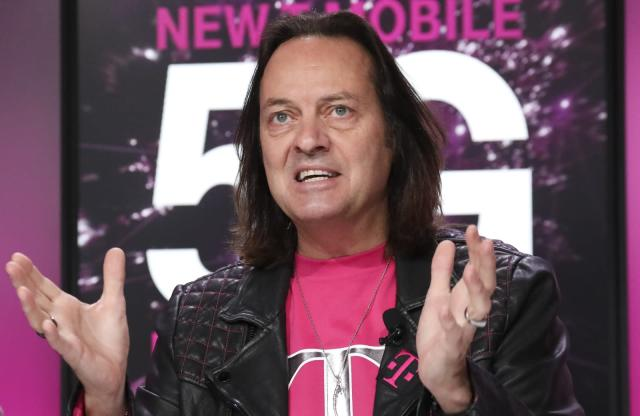 WeWork may have found its new CEO: T-Mobile's John Legere