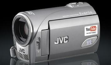 JVC's new Everio S Series GZ-MS100 camcorder does YouTube, little else