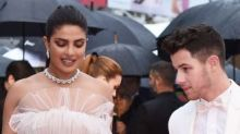 Priyanka Chopra and Nick Jonas just made their matching, wedding-worthy Cannes debut