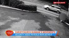 New CCTV reveals new details on Christchurch gunman