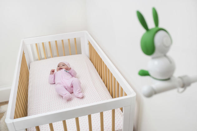 Netgear's smart baby monitor is more than a walkie-talkie
