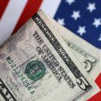Dollar near three-week high as thaw in risk aversion lifts yields