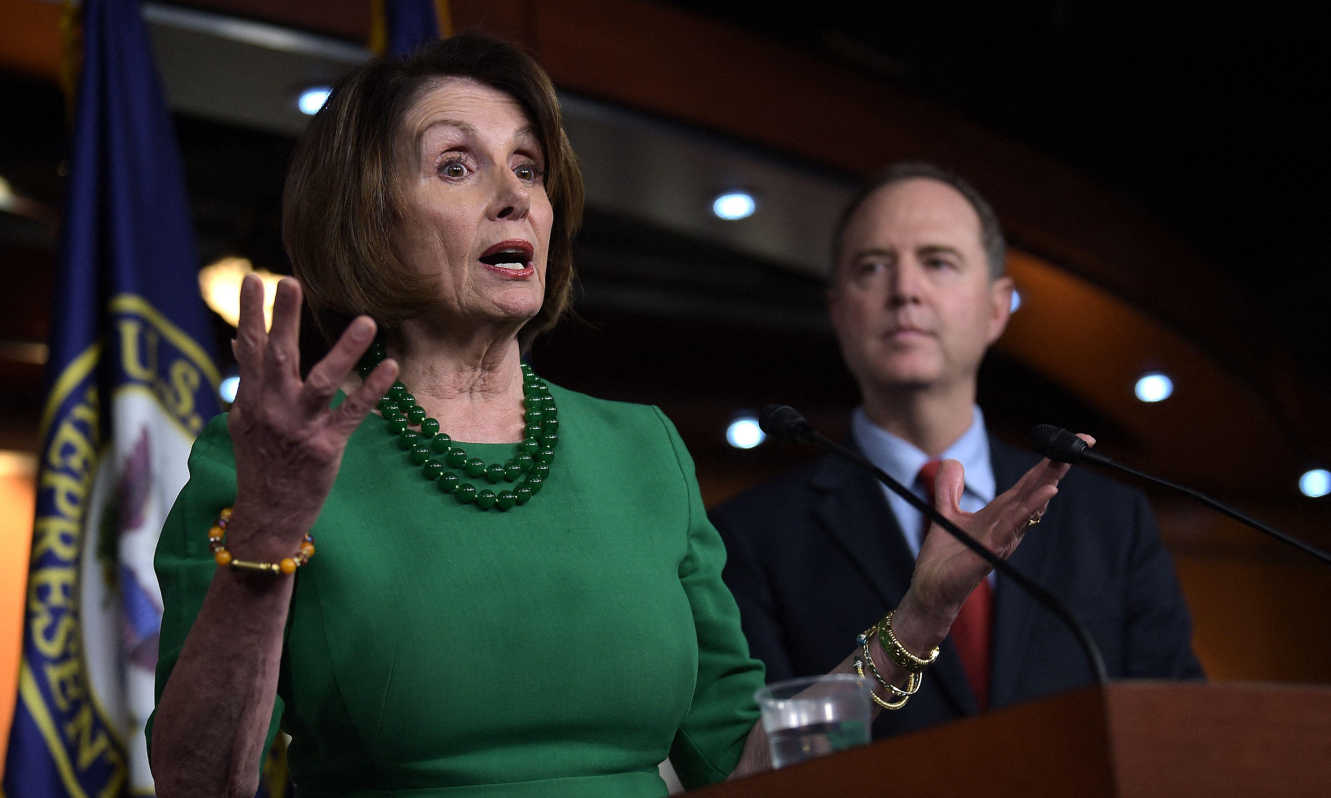 Pelosi: 'beyond belief' that Trump DoJ chiefs didn't know of secret subpoenas