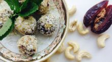 Sweet, Satisfying (And Healthy!) Date + Coconut Treats