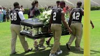 High School Football Players Grant Teammate Final Wish