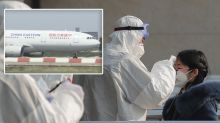 The hunt for hundreds of passengers that flew with man infected with coronavirus