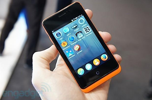 Geeksphone Keon hands-on: a small Firefox OS phone that has big dreams (video)