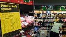 Coronavirus: Vegans hit out at Woolworths over 'unfair' milk rule