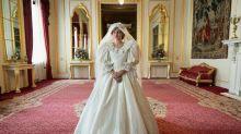 'The Crown': Estamos em choque com a recriação do vestido de casamento da Princesa Diana